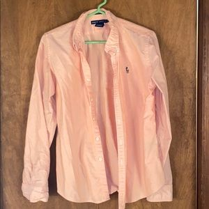 Ralph Lauren Button down shirt.